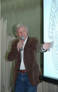 Геннадий Борисович Зданович рассказывает об Аркаиме